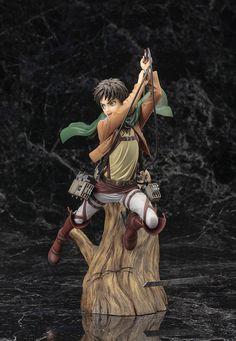Attack on Titan ARTFXJ Statue 1/8 Eren Yaeger 26 cm  Attack on Titan - Hadesflamme - Merchandise - Onlineshop für alles was das (Fan) Herz begehrt!