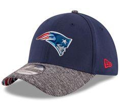 b8d020c17e60d New England Patriots New Era 39Thirty Draft Reverse L XL Flexfit Cap Hat