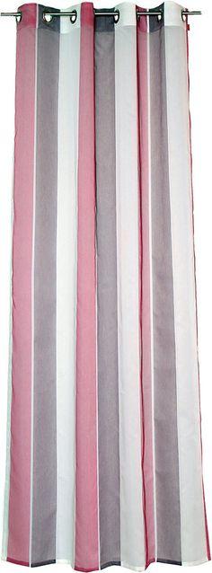 Gardine, Esprit, »Lista« (1 Stück) für 35,99€. Halbtransparenter Stoff, Leicht glänzend, Leichte Qualität bei OTTO