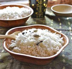 Cómo cocer el arroz basmati en Thermomix « Trucos de cocina Thermomix