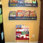 Ana White | Build a Flat Wall Bookholders | Free and Easy DIY Project and Furniture Plans