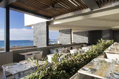 Restaurant in the Grand Hyatt Playa del Carmen Resort, Playa del Carmen, Mexico