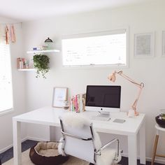 my office | made from scratch