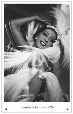 Veiled Haven - The Wedding Inspiration Blog: vintage wedding inspiration: black women in the 1920s to 1950s