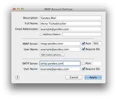 What Are the Yandex.Mail SMTP Settings? We Have Them