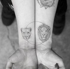 Exemplos de tatuagens delicadas para as mulheres!