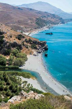 Is Crete the most diverse Greek Island? Hiking in the morning, Swimming in the afternoon and amazing Greek New Wave food in the night. See how, what and where http://mel365.com/two-weeks-in-crete-planning-a-trip-the-north-coast/