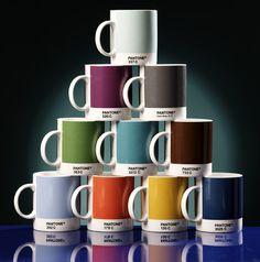 Pantone Mokkenset ''Colori Brillanti''