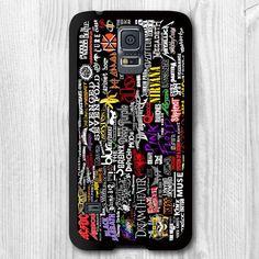 For Samsung Galaxy S5 Case,New Fashion Design Rock Bands Pattern Protective Hard Phone Cover Skin Case For Samsung Galaxy S5 I9600 +Screen Protector Generic http://www.amazon.com/dp/B00OCI38XW/ref=cm_sw_r_pi_dp_b9D.ub1958G2B
