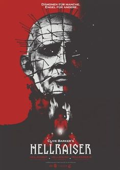 Hellraiser (1987) movie #poster, #tshirt, #mousepad, #movieposters2