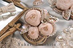 Delicate jewelry by Yukari Iwashita. Discussion on LiveInternet - Russian Service Online diary
