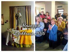 Il coraggio di guardare il cielo: MEDJUGORJE - Messaggio del 2 febbraio 2016 a Mirja...