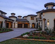 big house exterior design    #HoustonHomeBuilders