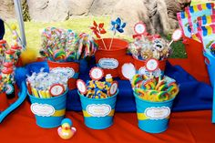 Whimsy & Wise Events: Wisely Planned Birthdays: Circus Carnival 1st Birthday