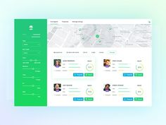 Property Agent search engine UI designed by Michał Smolec. Connect with them on Dribbble; Web Dashboard, Dashboard Design, Web Design, Flat Design, Web Panel, Web Mobile, Website Design Inspiration, Ui Inspiration, Layout