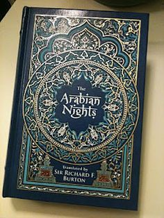 The Arabian Nights book