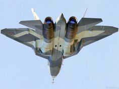 Sukhoi T-50 Can't Compete With The F-35 - Business Insider