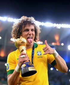 David Luiz Pictures - Brazil v Spain: Final - Zimbio