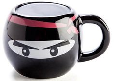 Homewares - Ninja Colour Change Mug - Buy Online Australia Beserk