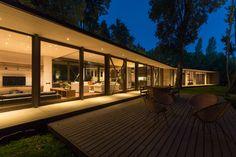 Casa no Lago Villarrica,© Mathias Jacob