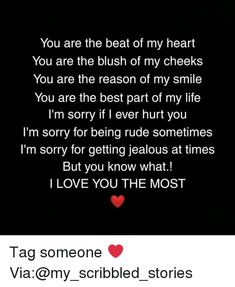 im sorry for hurting you * im sorry for hurting you I Still Love You Quotes, Long Love Quotes, Love Hurts Quotes, Cute Romantic Quotes, Im Sorry Quotes, Rude Quotes, Words Hurt Quotes, Hug Quotes For Him, Besties Quotes