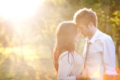 Gorgeous couple and gorgeous pictures!
