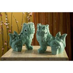 You'll love the Greig Foo Dog Figurine at Wayfair - Great Deals on all Décor & Pillows products with Free Shipping on most stuff, even the big stuff.