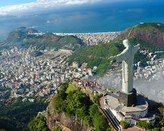 Rio. Dream honeymoon.