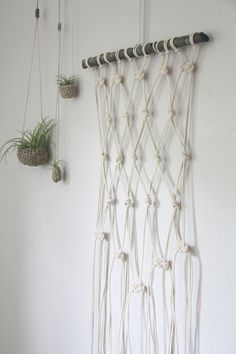 diy sew: macrame wall hanging (for beginners!) - drifter and the gypsy blog