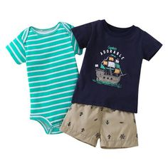 Clothing Sets Mother & Kids 2pcs Baby Camo Clothing Newborn Baby Boy Short Sleeve T-shirt Tops+long Loose Pants Summer Set Patchwork Infant Stylish Outfits Highly Polished