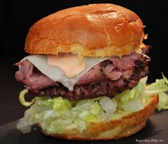 Pastrami Burgers Recipe