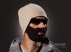 9d08bb41678 The Original Beard Beanie™ Linen Eco Friendly