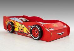 Παιδικό κρεβάτι αυτοκίνητο McQueen 95