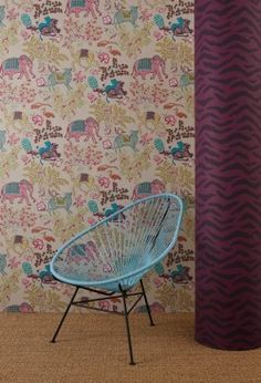 Milgate is the Australian distributor for Pierre Frey wallpapers and wall coverings. Old Wallpaper, Print Wallpaper, Fabric Wallpaper, Mysore, Wall Sealer, Ancient Persia, Garden Party Decorations, Custom Carpet, Modern Carpet