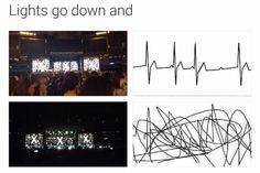 What happens to you when the lights go down at a One Direction concert^^^