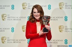 Julianne Moore - BAFTA 2015