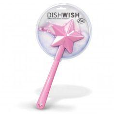 Zaubern Sie Ihren Abwasch einfach fort – mit der Spülbürste Dish Wish! Just do magic in the kitchen with Dish Wish!