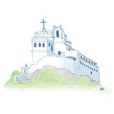 Convento da Penha - Vila Velha - ES - Brasil