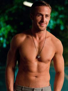 "He Went Shirtless  As super-cocky guy Jacob in Crazy, Stupid, Love, Ryan's naked pecs were splashed across the big screen more than a few times. He later said he lifted a lot of weights to ""try to make muscles"" for the movie. Aww."