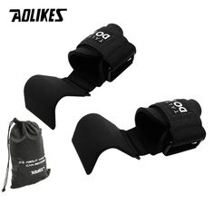 Weight Lifting Hook Gloves for Extensive Training – ItShopTime Power Training, Weight Training, Strength Training, Weight Lifting Straps, Weight Lifting Gloves, Workout Gloves, Wraps, Lift Heavy, Workout Guide