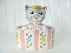 I'm gonna be the little old lady with the household of pretty knick knacks....and a cat.
