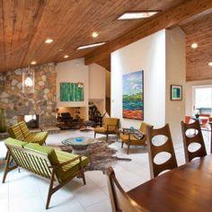 Retro Design Interior Design, Pictures, Remodel, Decor and Ideas - page 21