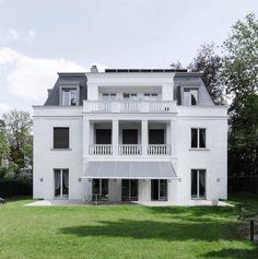 Luxus-Wohnung Berlin Grunewald Wissmannstr. - Ralf Schmitz Immobilien