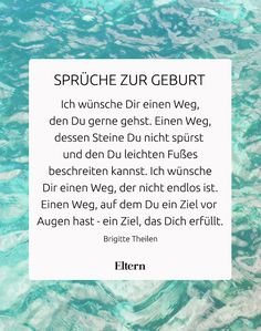 Beautiful sayings for birth-Schöne Sprüche zur Geburt Here you will find the most beautiful sayings for new parents or relatives and friends who want to give the baby her best wishes for birth. New Parents, New Moms, Small Business Cards, Birth Gift, Fathers Day Presents, Just Giving, Best Dad, You Are The Father, To Tell