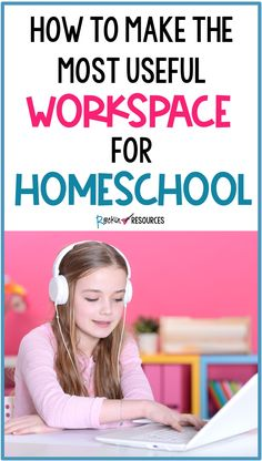 How to Make the Most Useful Workspace for Homeschool Middle School Teachers, Elementary Teacher, Upper Elementary, Fourth Grade, Third Grade, Class Routine, Book Organization, Technology Integration, Home Learning
