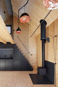 Kleine Hütte im Riesengebirge - Ferienhaus in Tschechien von ADR Holiday house in the Czech Republic of ADR / Small hut in the Giant Mountains - Architecture and architects - News / News / - BauNetz.