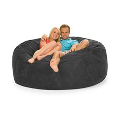 Awesome Huge Memory Foam Bean Bag 6 Ft   Chocolate   Relax Sacks, Brown |  Classroom. | Pinterest | Bean Bags, Memory Foam And House