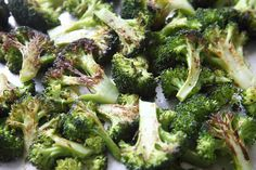 With just four simple ingredients and even simpler instructions, this roasted broccoli recipe is a breeze to whip up.