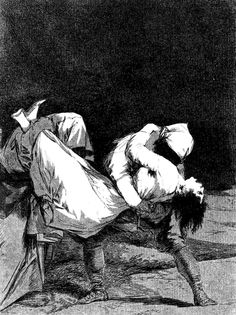 They Carried her Off : Francisco Goya : Romanticism : capriccio - Oil Painting Reproductions Francisco Goya, Spanish Painters, Spanish Artists, Davidson Galleries, Art Database, Romanticism, Gravure, Art History, Art Museum