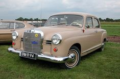 1960 Mercedes-Benz 180
